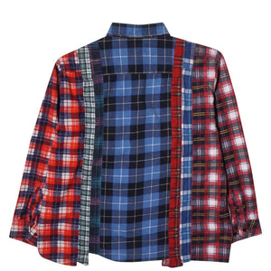 Needles Shirts ASSORTED / L 7 CUTS FLANNEL SHIRT 5