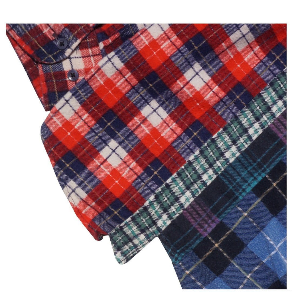 Needles 7 CUTS FLANNEL SHIRT 5 Assorted