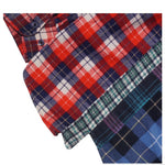 Load image into Gallery viewer, Needles Shirts ASSORTED / L 7 CUTS FLANNEL SHIRT 5