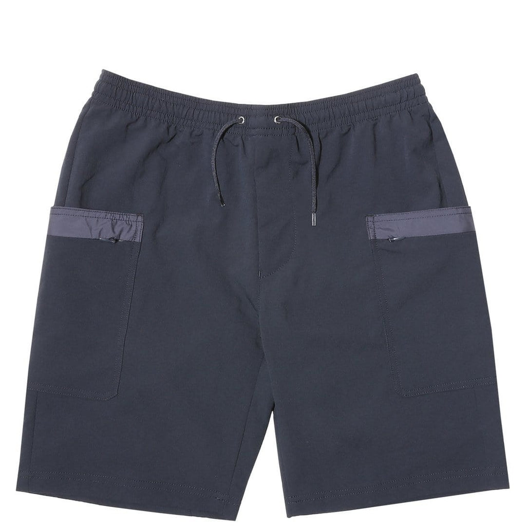 Nanamica ALPHADRY EASY SHORTS Navy