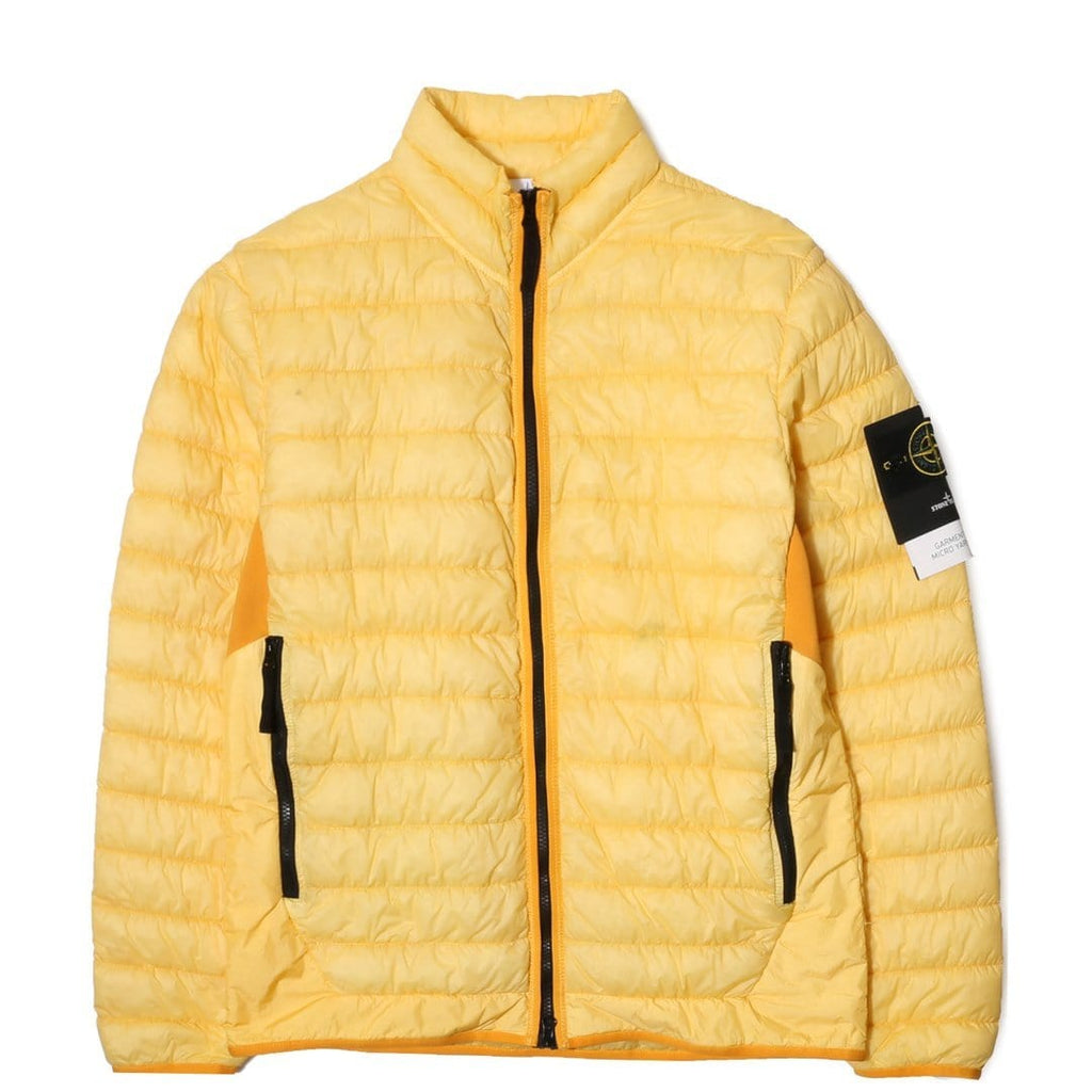 b6b94394d5 Stone Island REAL DOWN OUTERWEAR 681540324 Yellow