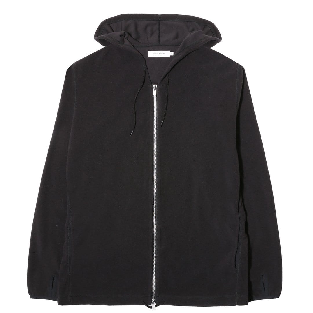 Nonnative Hoodies & Sweatshirts CYCLIST FULL ZIP HOODY