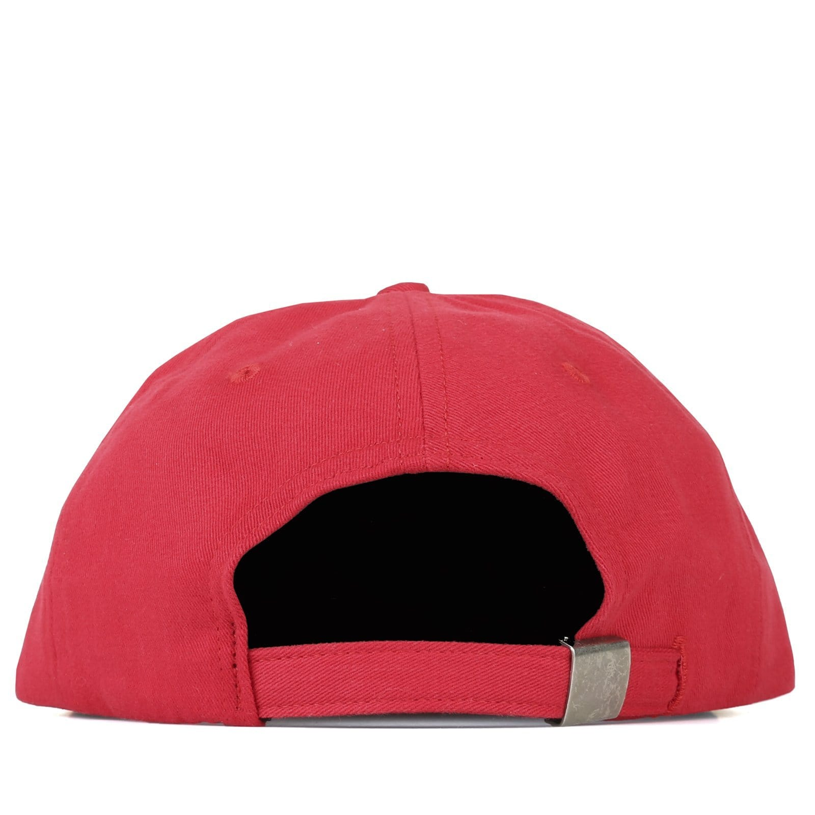 By Parra 6 PANEL HAT STOMP Red