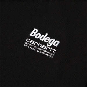 Bodega  T-Shirts x Carhartt W.I.P. IF YOU KNOW TEE