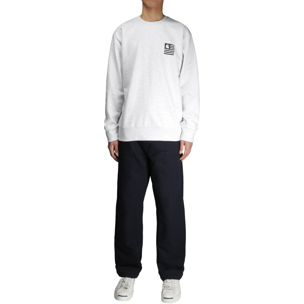 f87a2db1 STATE PATCH SWEATSHIRT Ash Heather – Bodega