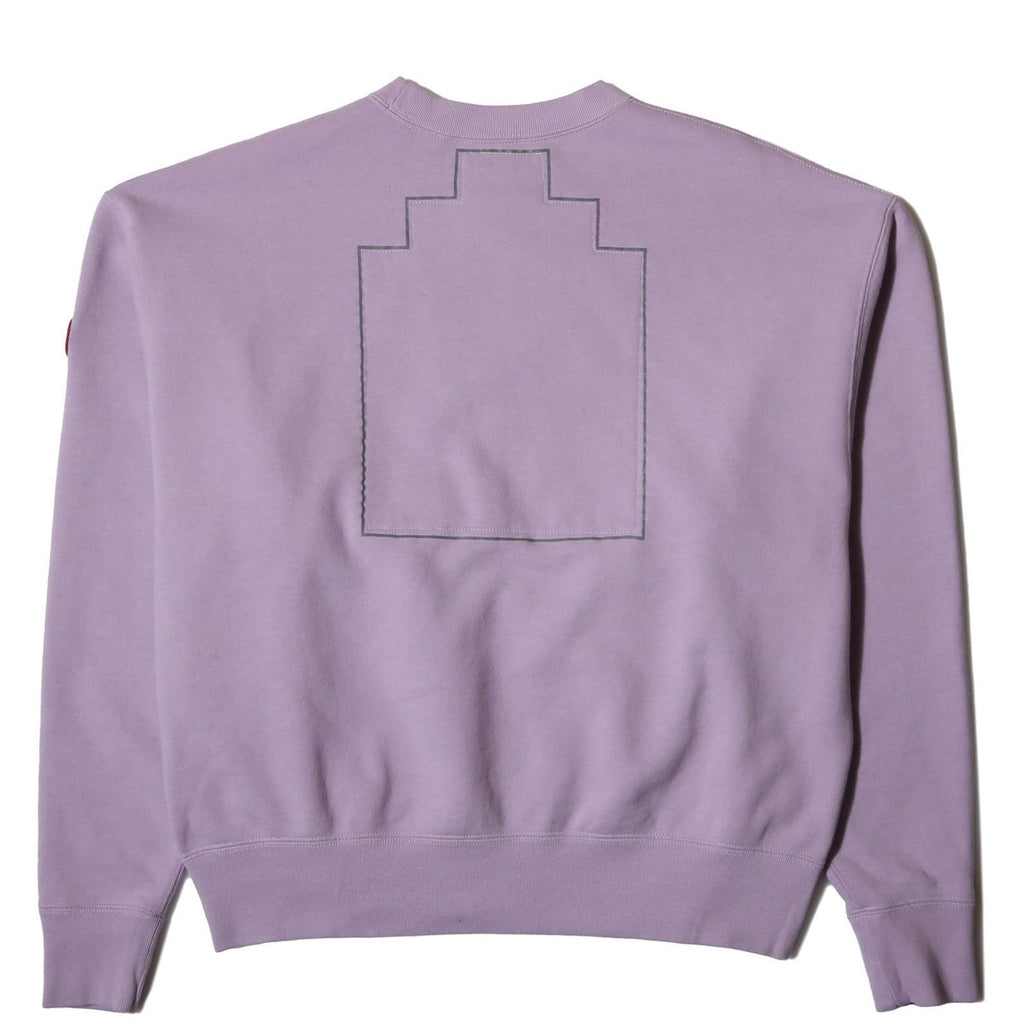 CAVEMPT EMBROIDERY CREW NECK