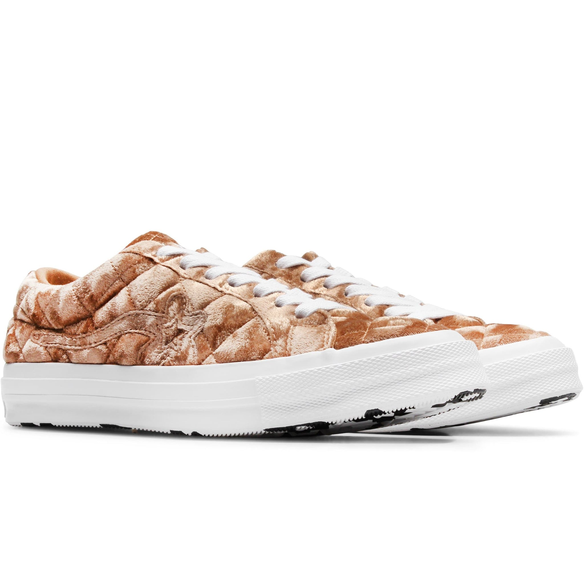 d81b80a10b0 Converse GOLF LE FLEUR OX Brown Sugar/Brown Sugar