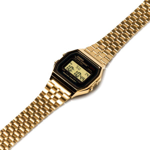 Casio Bags & Accessories GOLD / O/S A159WGEA-1VT