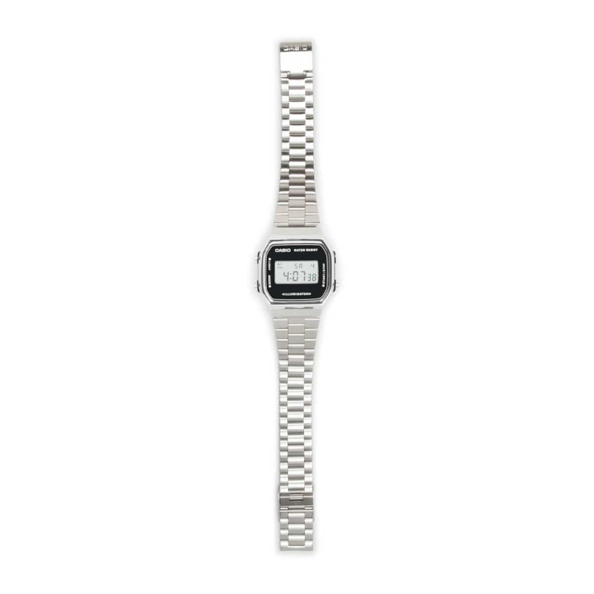 Casio Bags & Accessories SILVER / O/S A168WEM-7