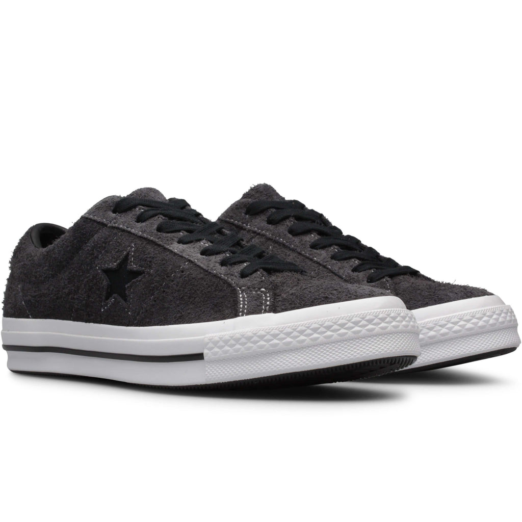Converse ONE STAR OX Almost Black/Black/White