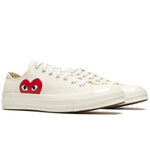 Load image into Gallery viewer, Converse Shoes x CDG Play CHUCK TAYLOR LOW