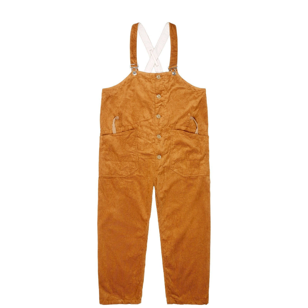 Engineered Garments OVERALLS Chestnut 8 Wale Corduroy