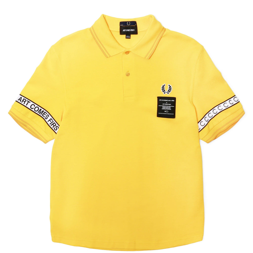 dfbf05afc4 Fred Perry · TAPED PIQUE SHIRT