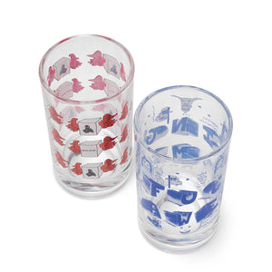 Bodega  Accessories - Hard Accessories - Miscellaneous GLASS / O/S JUICE GLASS SET