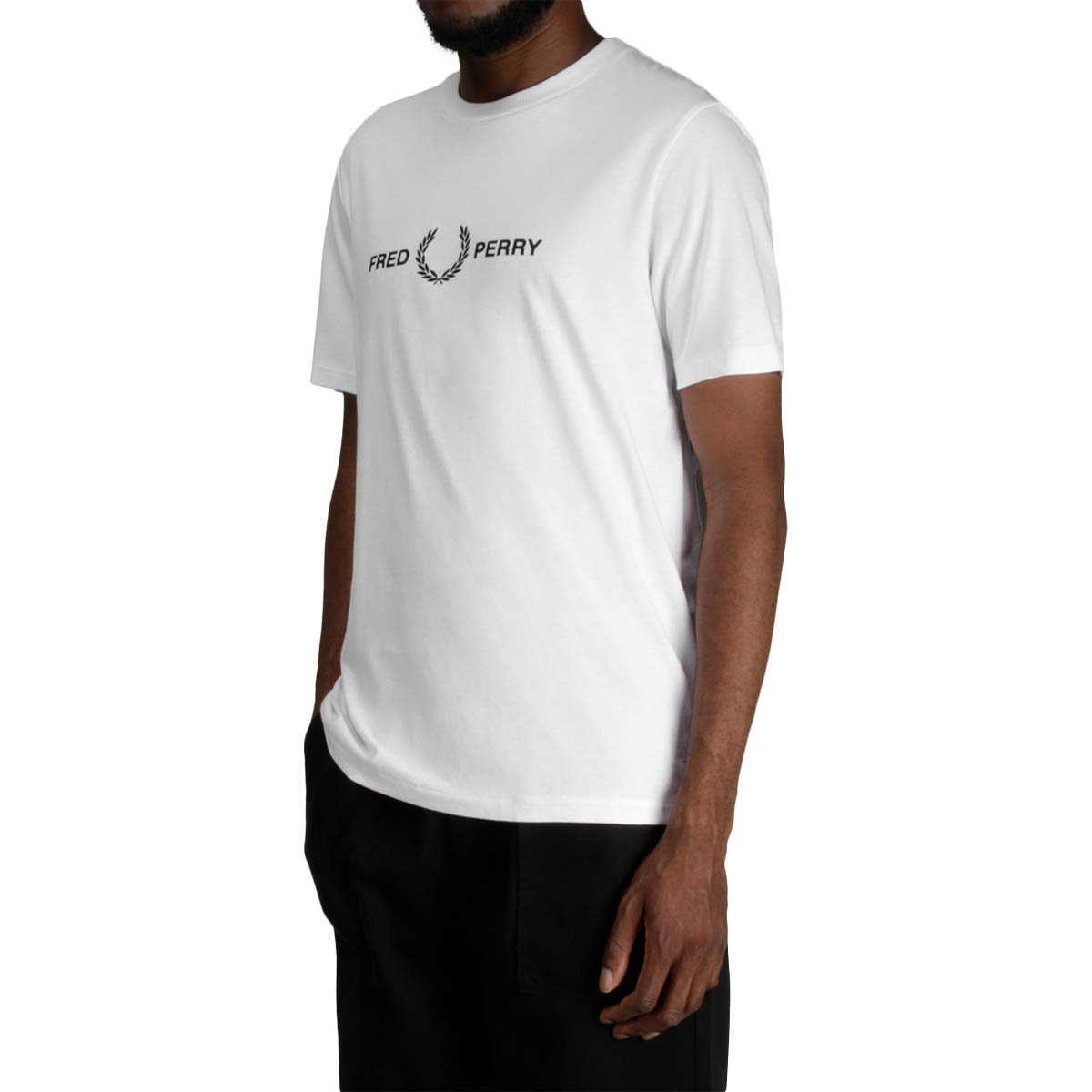 Fred Perry T-Shirts GRAPHIC T-SHIRT