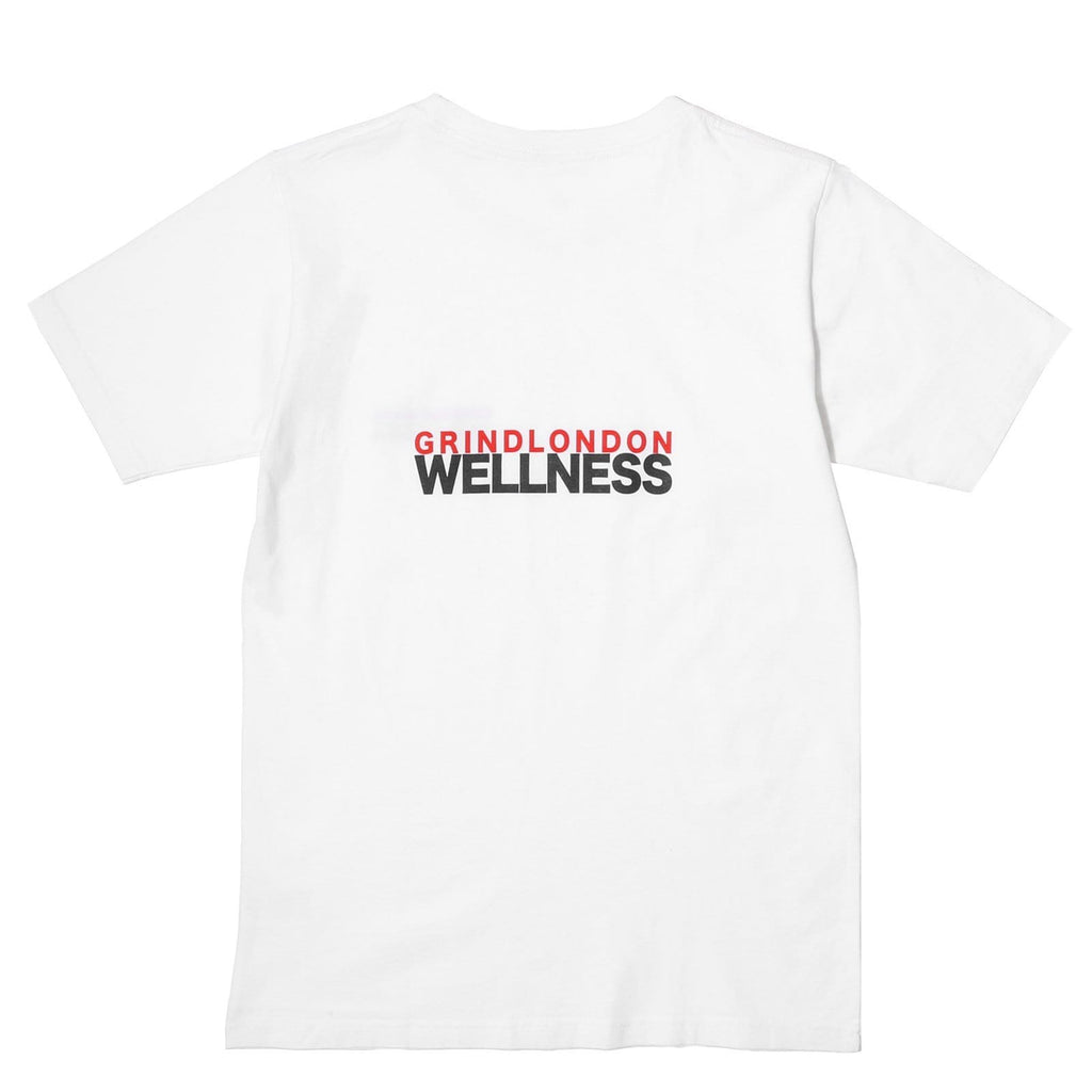 Grind London TEAM WELLNESS White