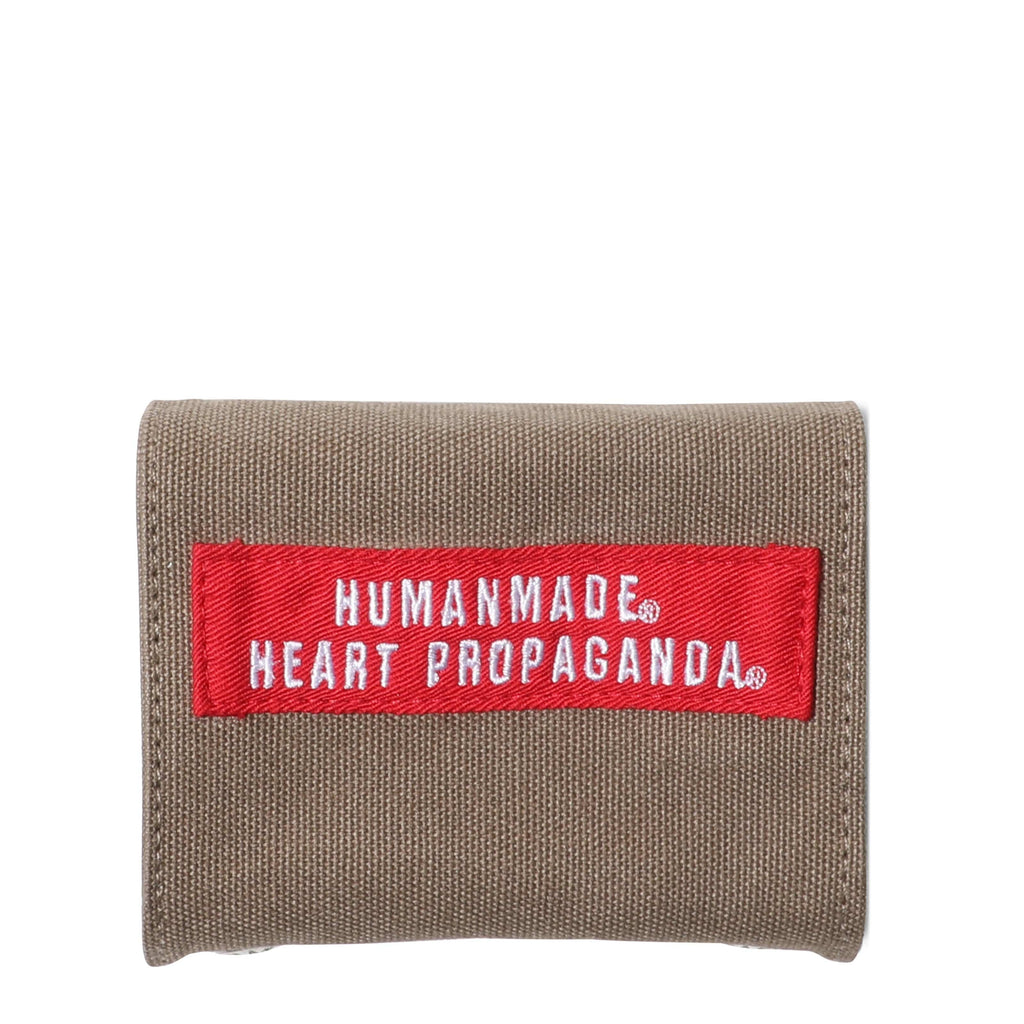 Human Made MILITARY MINI POUCH Olive Drab