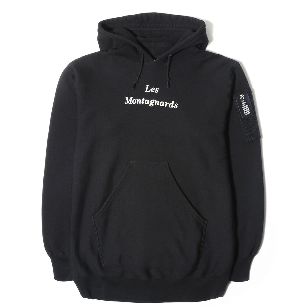 Mountain Research PROTESTER HOODY Black