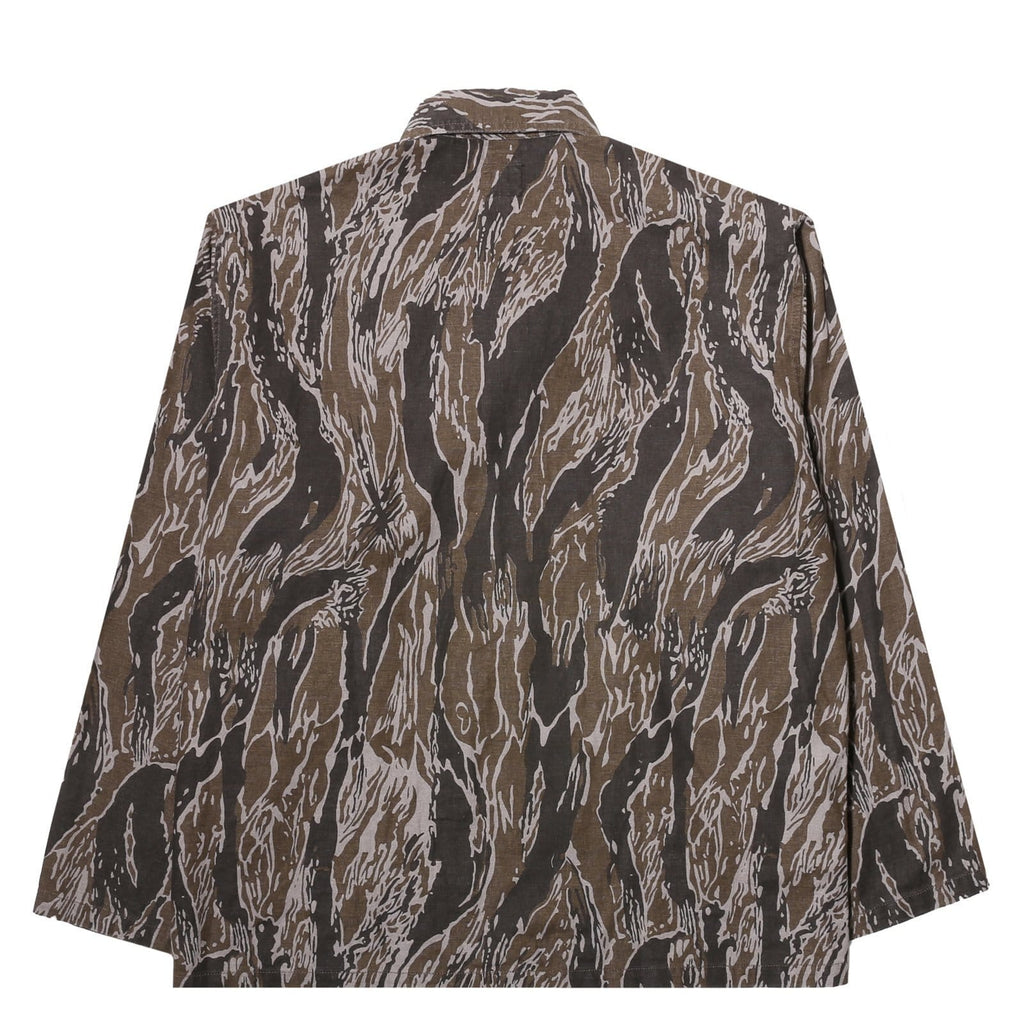 Needles BUSH JACKET Tiger Camouflage
