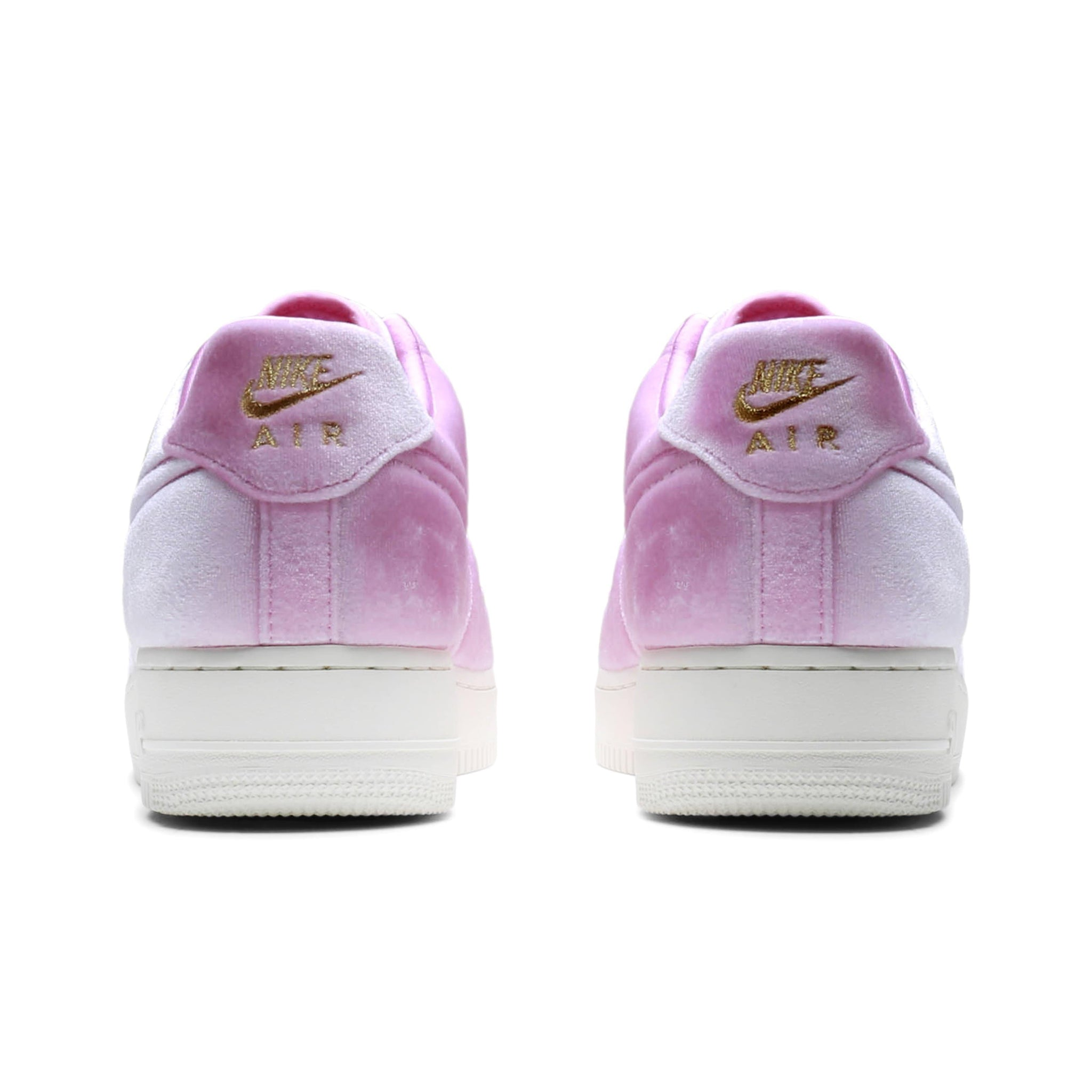 new products f8e99 1b20f Nike AIR FORCE 1  07 PREMIUM 3 (PINK RISE SAIL METALLIC GOLD