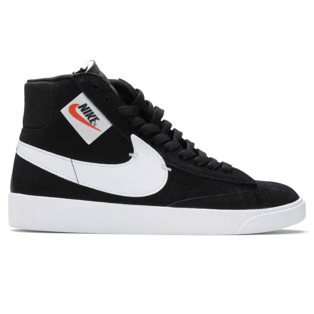 14a5ee3cfe093 ... where to buy nike w blazer mid rebel black summit white oil grey oil  grey 294f1