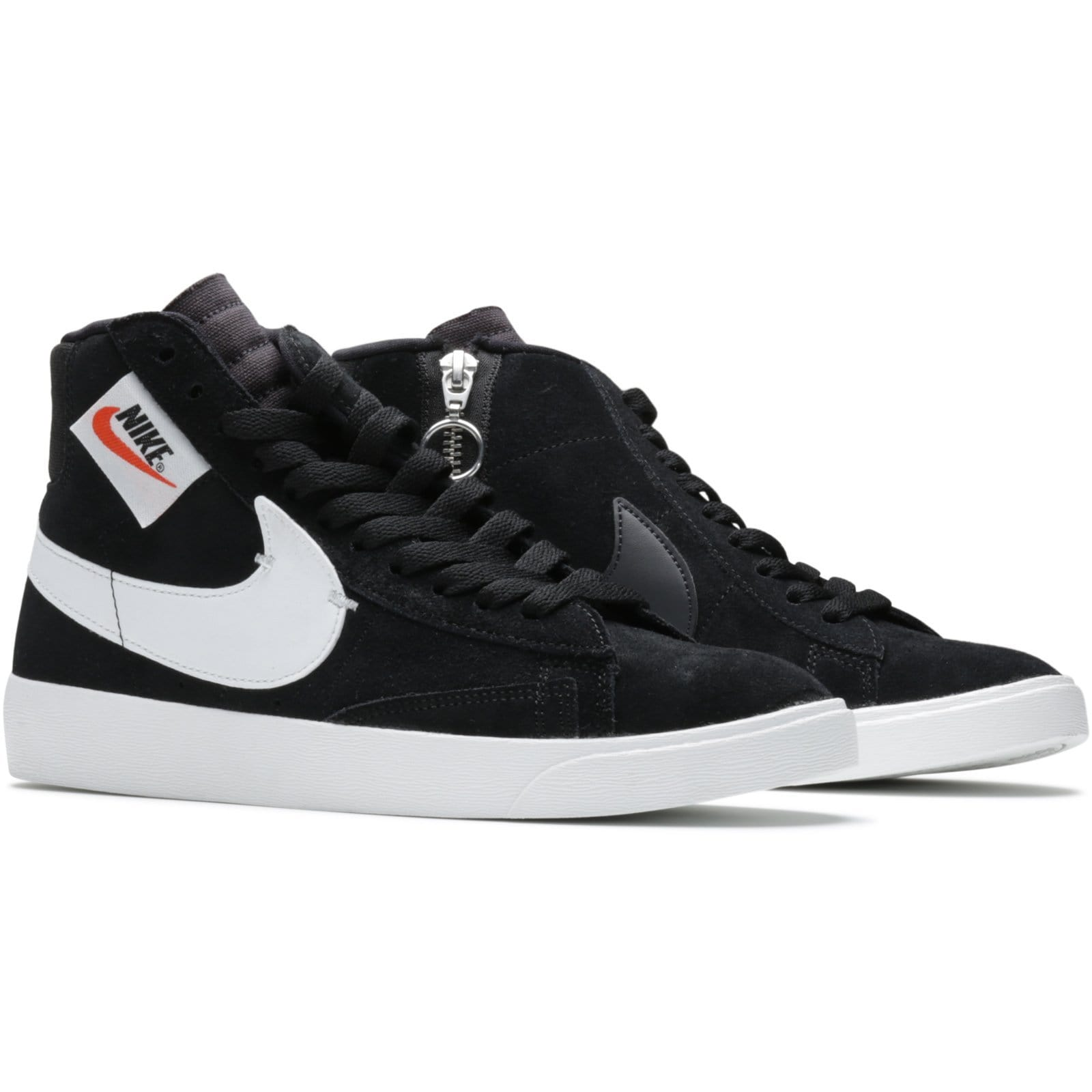 a0a309f176c W BLAZER MID REBEL (Black Summit White-Oil Grey-Oil Grey)  BQ4022 ...