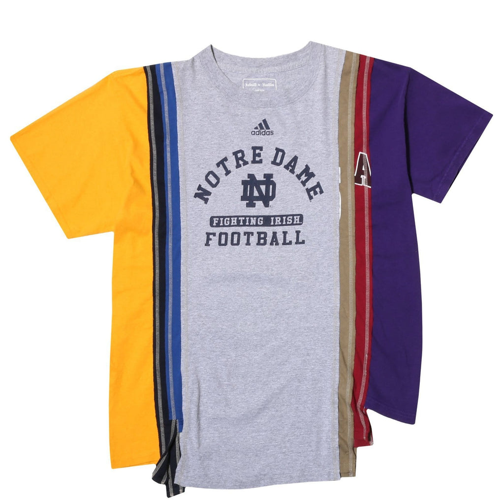 Needles 7 CUTS WIDE TEE - COLLEGE 2 Assorted