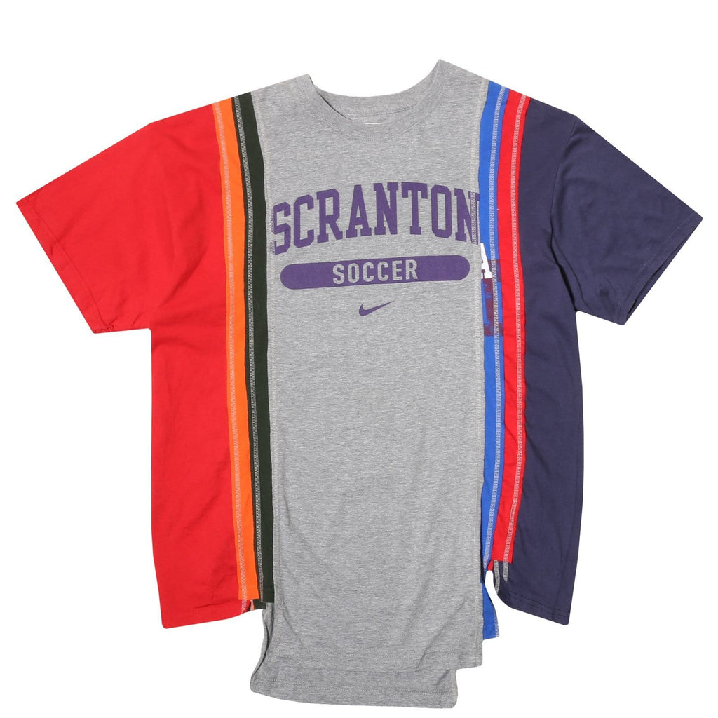 Needles 7 CUTS WIDE TEE - COLLEGE 3 Assorted