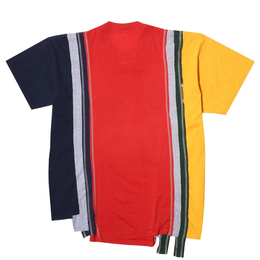 Needles 7 CUTS WIDE TEE - COLLEGE 5 Assorted