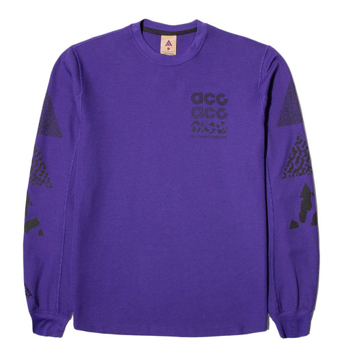 Acg L/S Waffle Top by Bodega