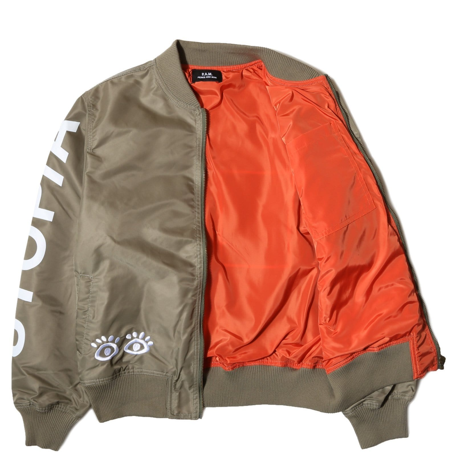Perks and Mini Outerwear UTOPIATES BOMBER JACKET