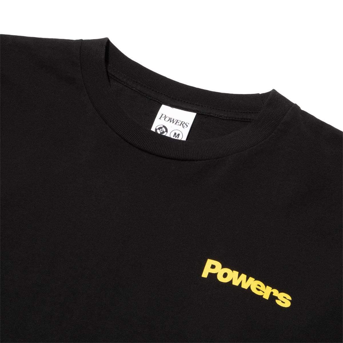 POWERS T-Shirts GET A GRIP SHOP LS TEE