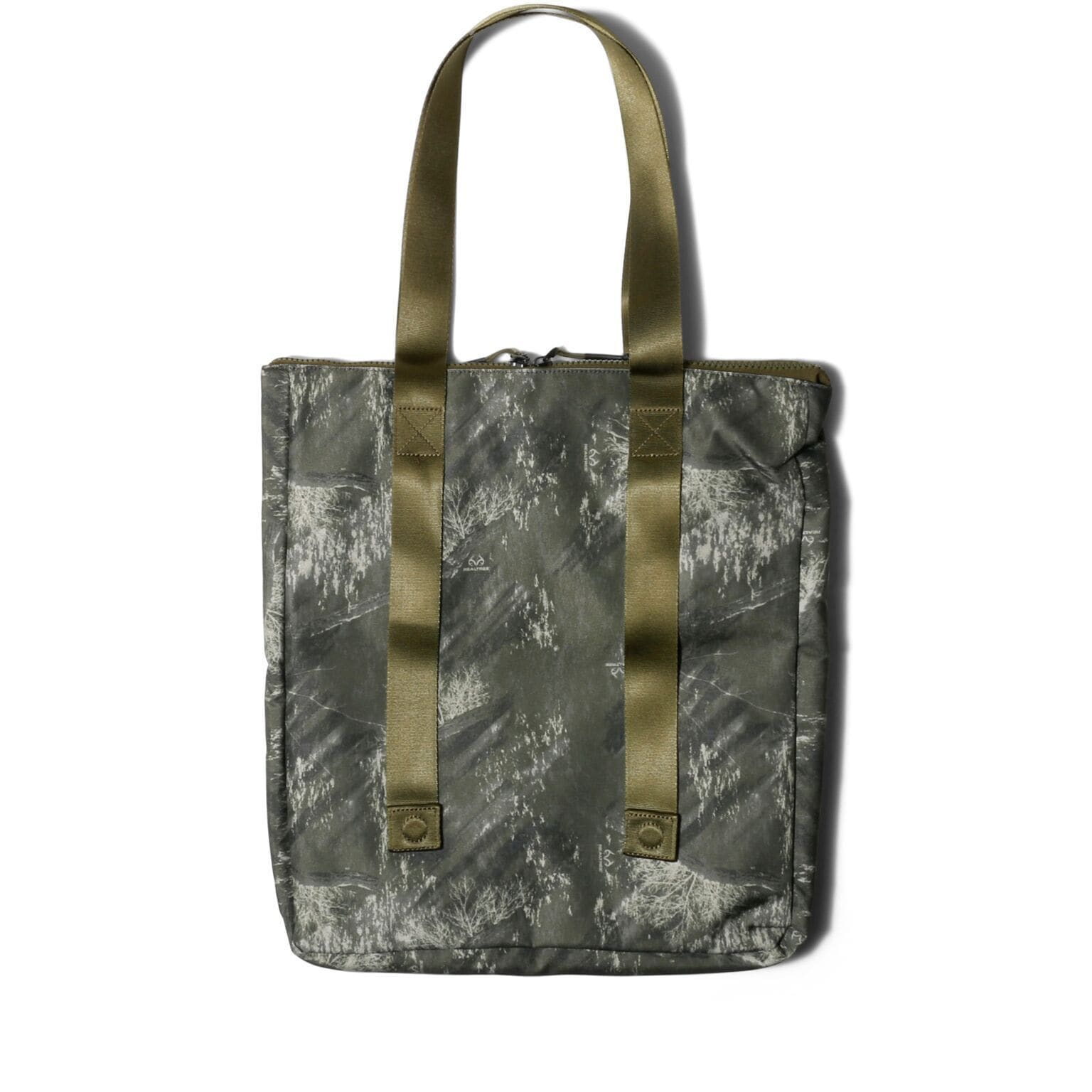 Nike NK POCKET TOTE (Olive Canvas/Olive Canvas/Black)[BA6378-395]