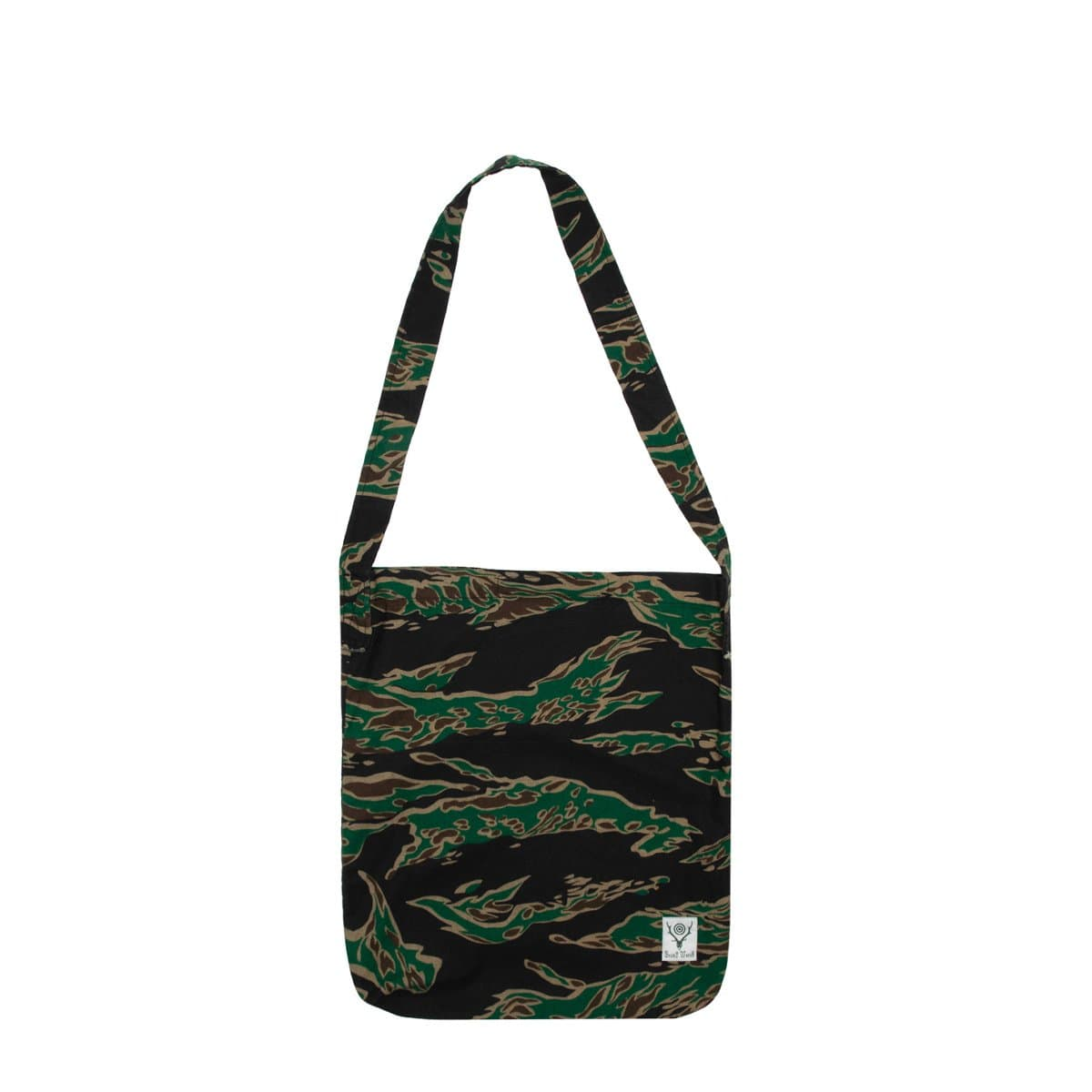 South2 West8 Bags & Accessories TIGER CAMO / O/S BOOK BAG