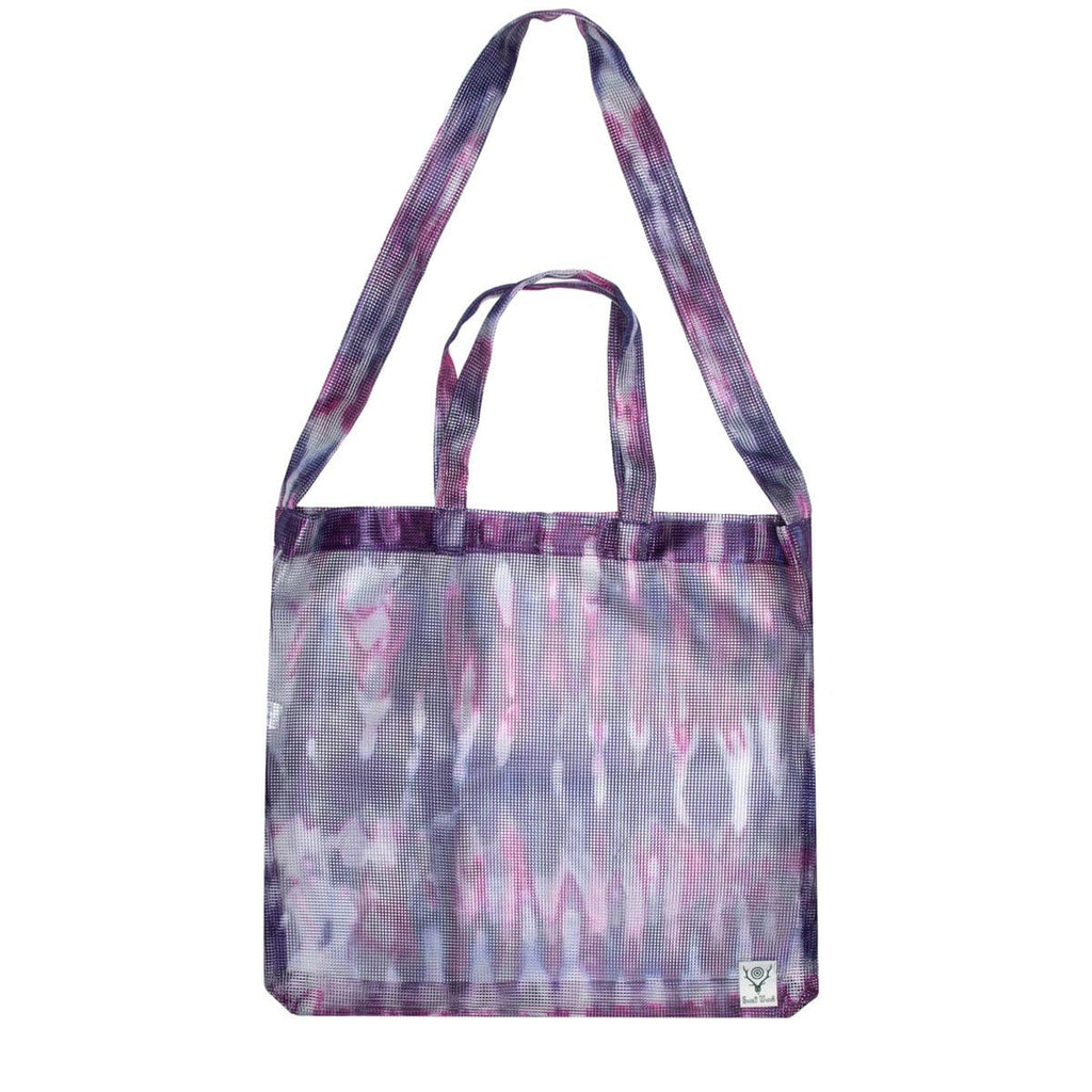 South2 West8 Bags & Accessories TIE DYE / O/S GROCERY MESH BAG