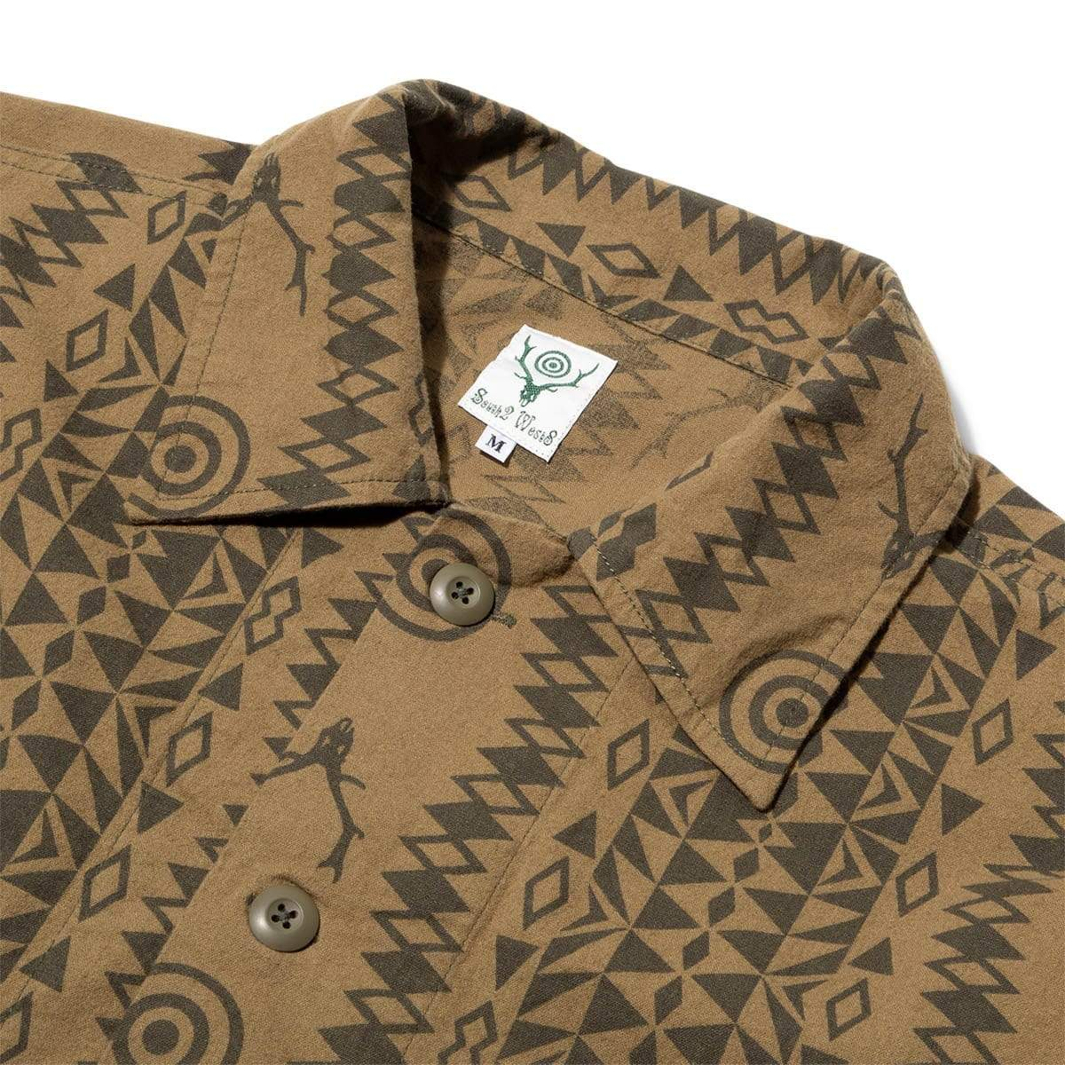 South2 West8 Shirts HUNTING SHIRT