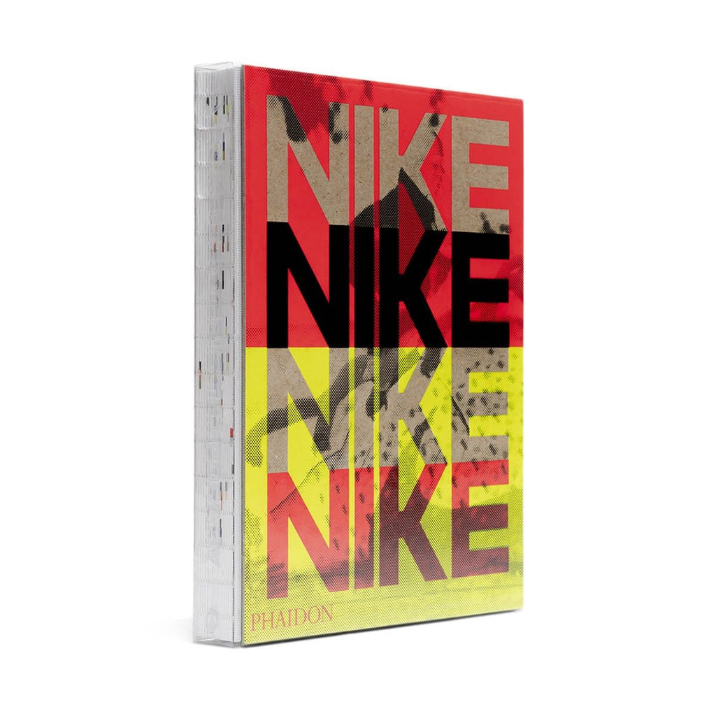 Phaidon Books MULTI / O/S NIKE: BETTER IS TEMPORARY