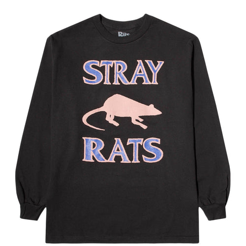Stray Rats T-Shirts RODENTICIDE L/S TEE