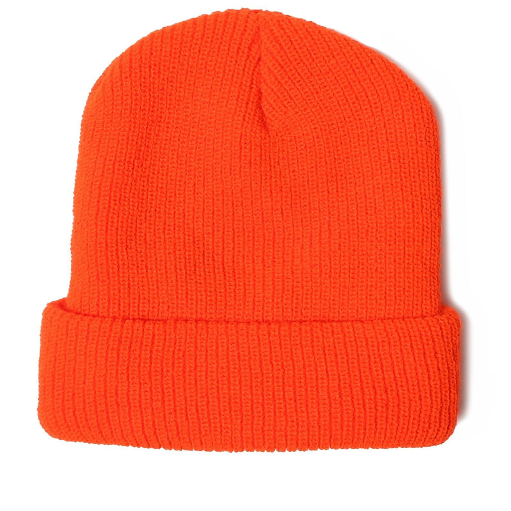 Stussy CUFF BEANIE Orange