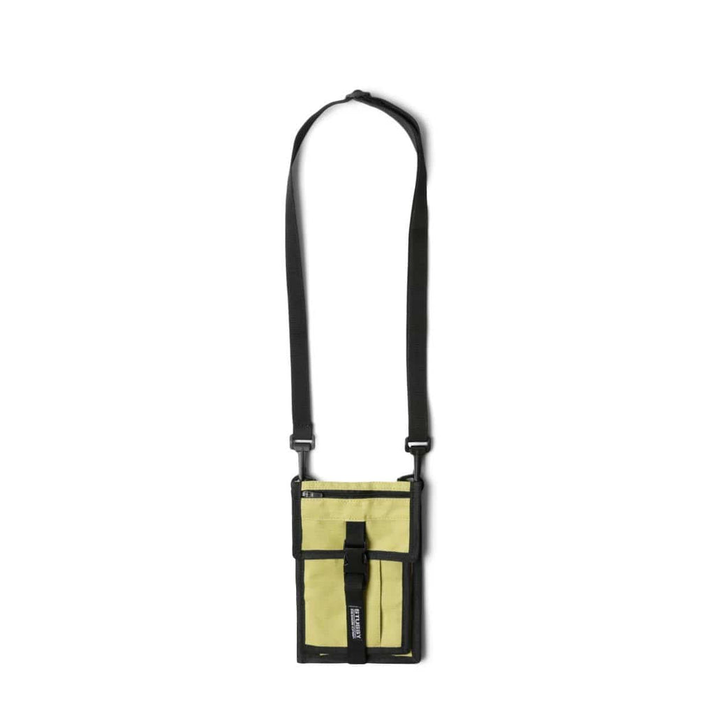Stussy SIDEKICK CROSSBOY POUCH GOLD