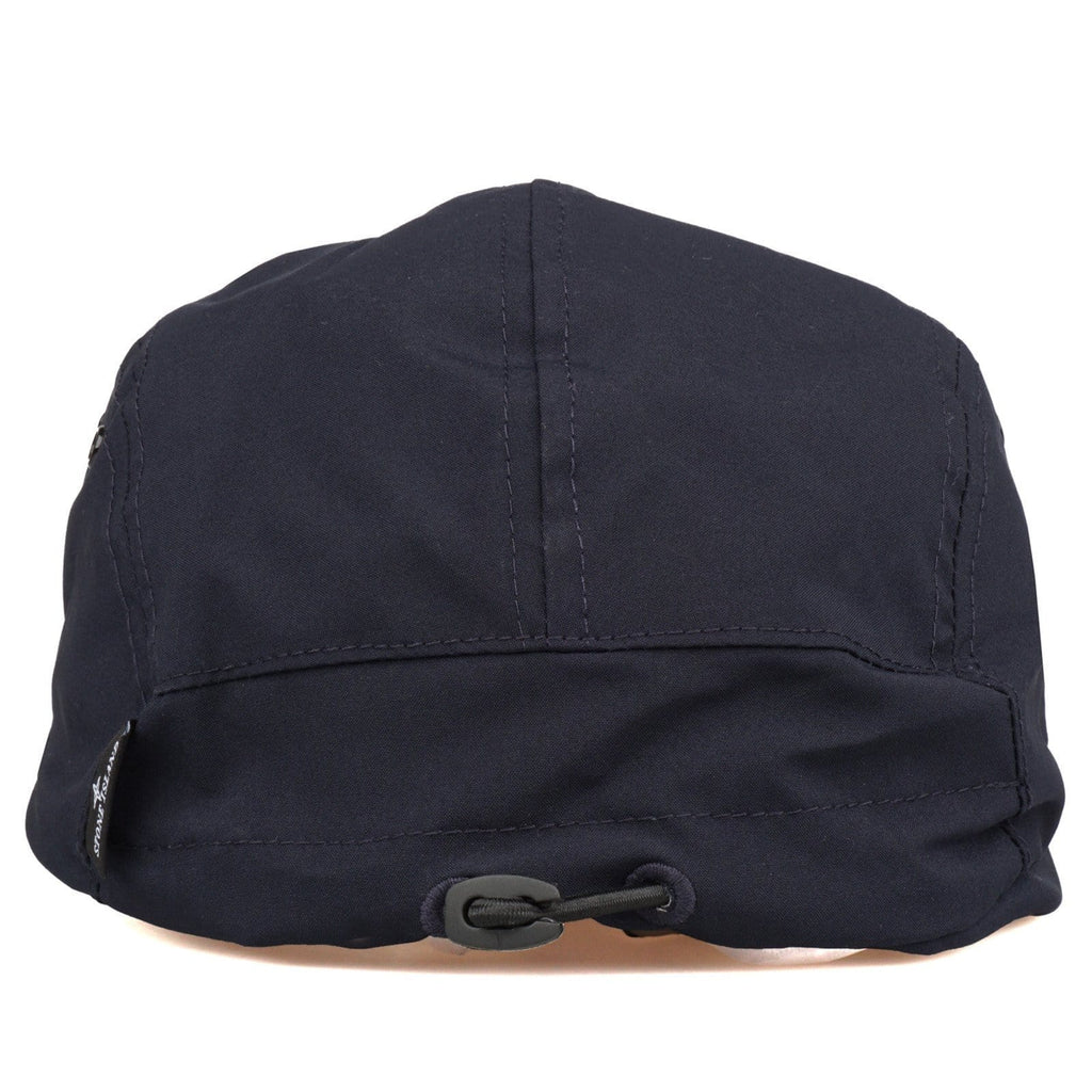 Stone Island Soft Shell 5 Panel Navy/Blue