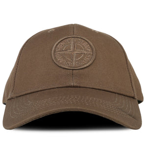 Stone Island Headwear MILITARY GREEN / O/S CAP 681599168