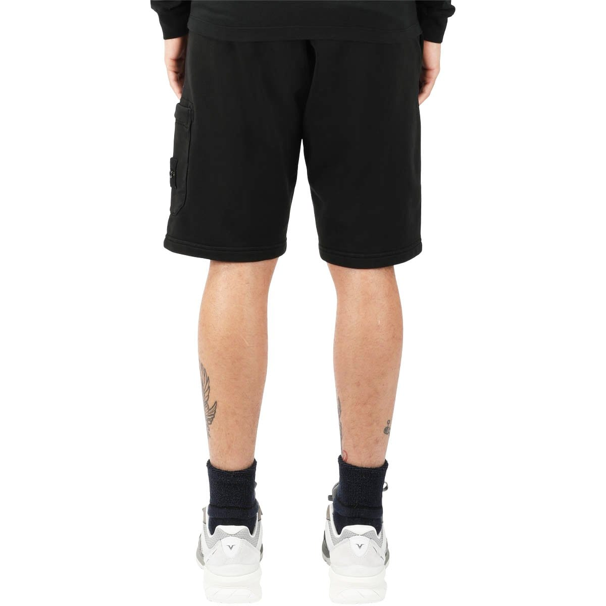 Stone Island Bottoms SWEAT SHORT 721564651