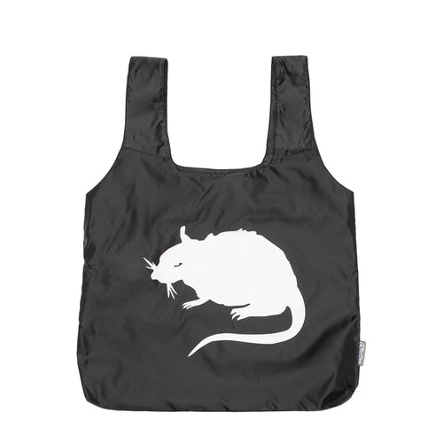 Stray Rats Bags & Accessories BLACK / O/S RAT LOGO CHICOBAG