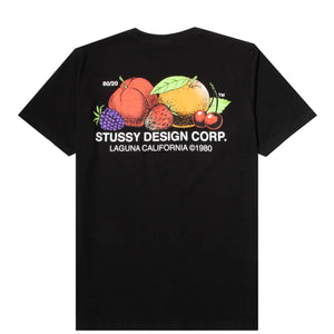 Stüssy T-Shirts FRESH FRUIT TEE