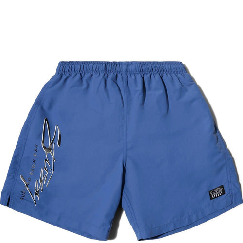 Stussy NEW WAVE WATER SHORT BLUE