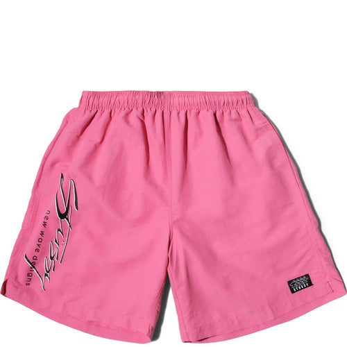 Stussy NEW WAVE WATER SHORT PINK