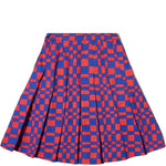 Load image into Gallery viewer, Stussy Bottoms SABI CHECKER PLEATED SKIRT