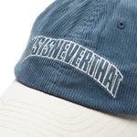Load image into Gallery viewer, thisisneverthat Bags & Accessories BLUE / OS CORDUROY ARCH-LOGO CAP