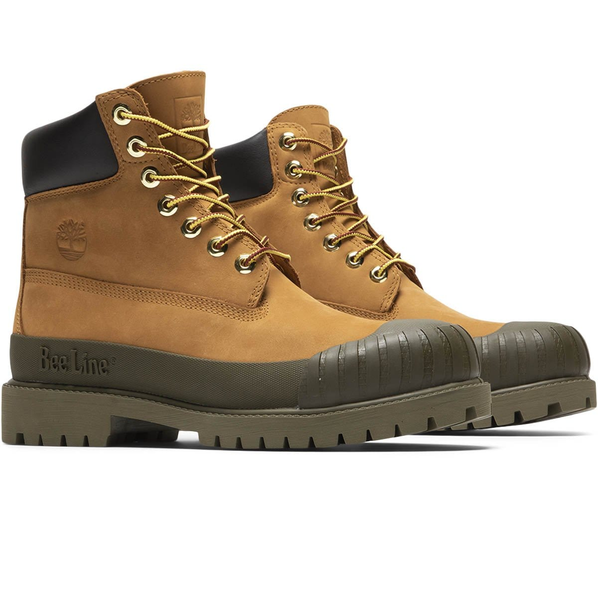 "Timberland Shoes x Bee Line PRM 6"" RUBBER TOE BOOT"